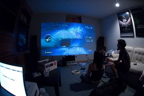 Best Projector For Gaming Under $400 In 2018-2019 - Best